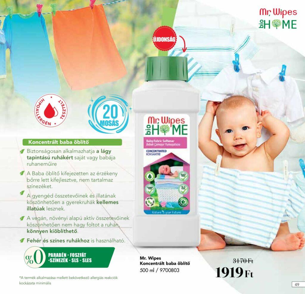 Farmasi-Mr-Wipes-Koncentrált-folyékony-baba-öblítő