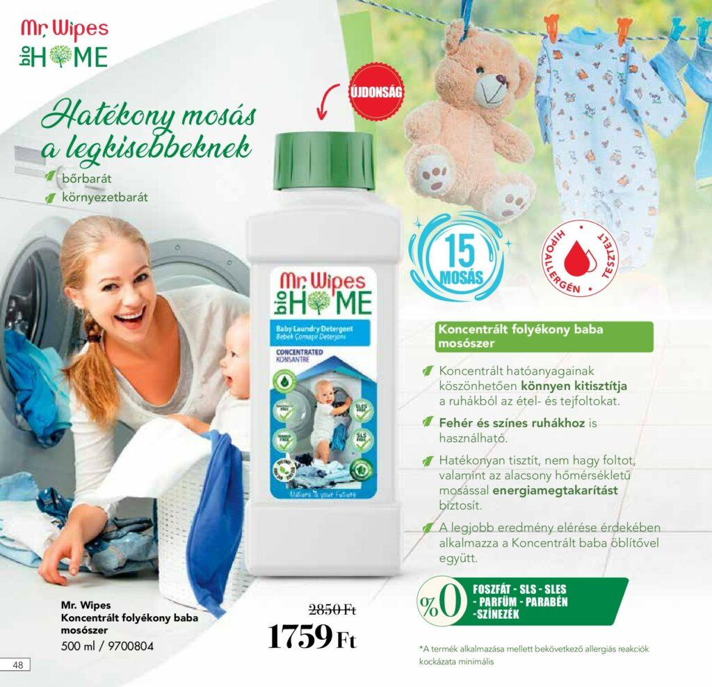 Farmasi-Mr-Wipes-Koncentrált-folyékony-baba-mosószer
